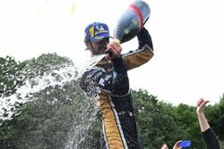 Jean-Eric Vergne, Techeetah, wins the Paris ePrix