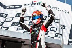 Racewinnaar Yann Ehrlacher, ALL-INKL.COM Münnich Motorsport Honda Civic Type R TCR