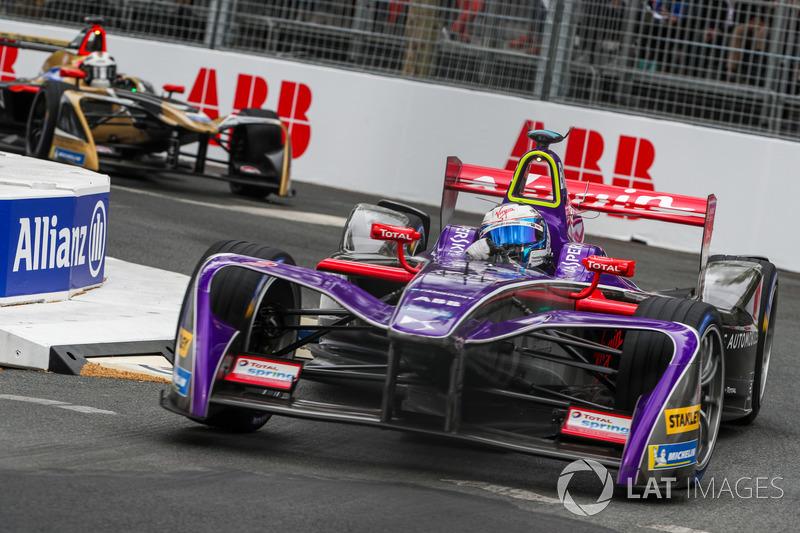 Sam Bird, DS Virgin Racing, Andre Lotterer, Techeetah
