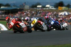 Randy Mamola, James Whitham, Niall Mackenzie