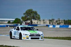 #80 TA2 Ford Mustang, Jordan Bupp of Bupp Motorsports