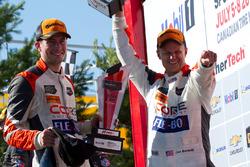 I vincitori della gara #54 CORE autosport ORECA LMP2, P: Jon Bennett, Colin Braun