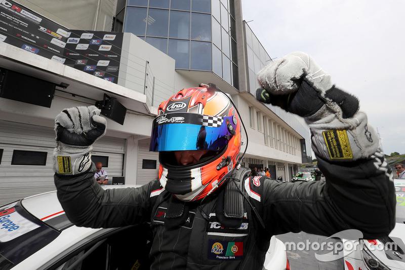 Francisco Mora, M1RA Hyundai i30 N TCR
