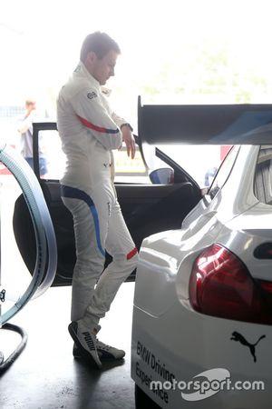 #43 BMW Team Schnitzer BMW M6 GT3: Marco Wittmann