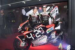 Eric Granado e Stefano Manzi, Forward Racing