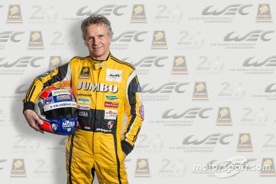 Jan Lammers Team Jan Lammers, Team Nederland announcement