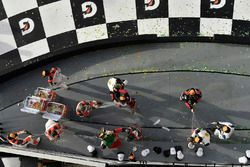 #54 CORE autosport ORECA LMP2, P: Jon Bennett, Colin Braun, Romain Dumas, Loic Duval, #31 Action Exp