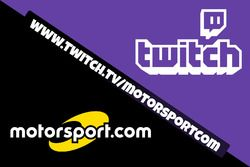 Motorsport Twitch Banner
