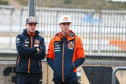 Brad Binder and Darryn Binder, Red Bull KTM Ajo