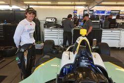 Pietro Fittipaldi, Dale Coyne Racing con Vasser-Sullivan Honda