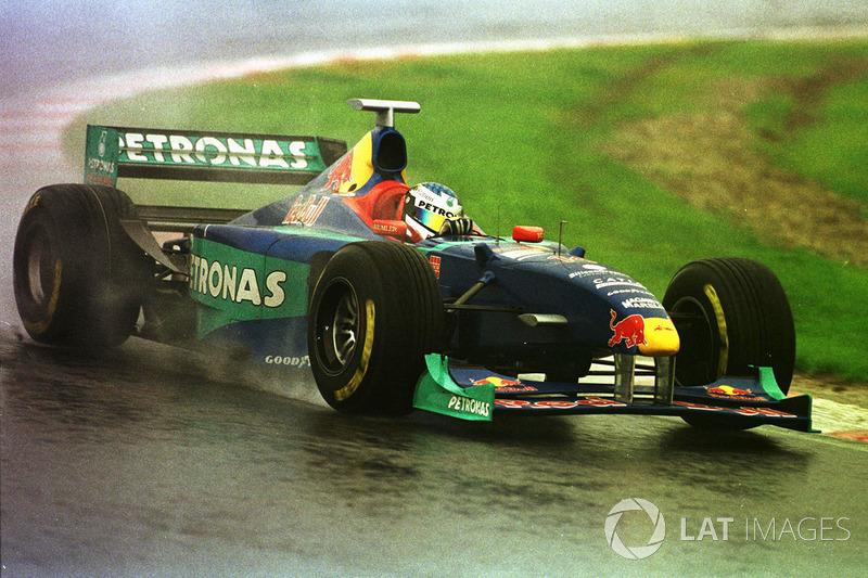 Jean Alesi - 1998 e 1999