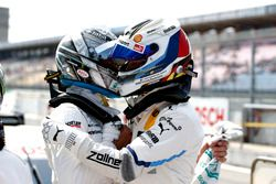 Gary Paffett Mercedes-AMG Team HWA and Marco Wittmann, BMW Team RMG