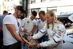#60 Securtal Sorg Rennsport BMW M4 GT4: Dirk Adorf, Beitzke Visser, Nico Menzel