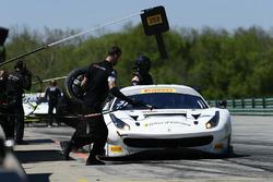 #31 TR3 Racing Ferrari 488 GT3: Wei Lu, Jeff Segal