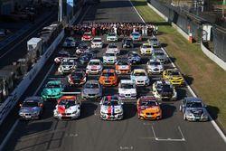 BMW Customer Racing, foto di gruppo