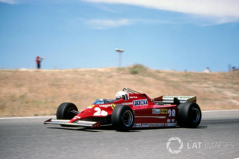 Didier Pironi, Ferrari 126CK