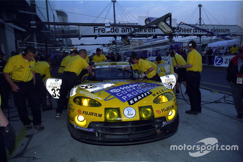 2001: Zakowski/Bartels/Lamy - Viper GTS-R