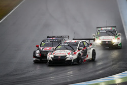 Ryo Michigami, Honda Racing Team JAS, Honda Civic WTCC, Rob Huff, All-Inkl Motorsport, Citroën C-Ely