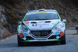 Cedric Althaus, Jessica Bayard, Citroen DS3 R5, Lugano Racing Team