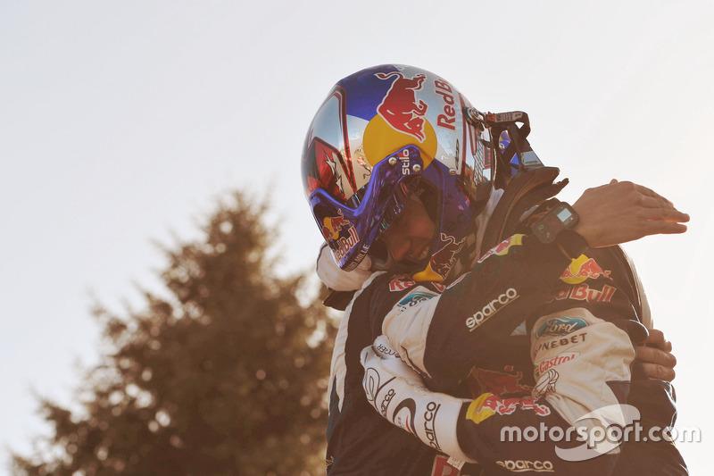 2017 Worldchampion Sébastien Ogier, Julien Ingrassia, Ford Fiesta WRC, M-Sport