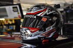 Christopher Bell, Joe Gibbs Racing Toyota helmet