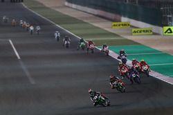 Jonathan Rea, Kawasaki Racing, en tête