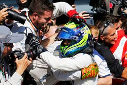 Felipe Massa, Williams F1, derde plaats