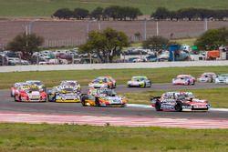 Matias Rossi, Nova Racing Ford, Emiliano Spataro, Renault Sport Torino, Emanuel Moriatis, Martinez Competicion Ford, Jonatan Castellano, Castellano Power Team Dodge
