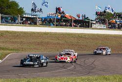 Esteban Gini, Alifraco Sport Chevrolet, Mariano Werner, Werner Competicion Ford, Christian Ledesma, Las Toscas Racing Chevrolet