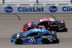 Ryan Newman, Richard Childress Racing, Chevrolet Camaro and Austin Dillon, Richard Childress Racing, Chevrolet Camaro Dow Intellifresh