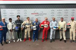 Line-up piloti