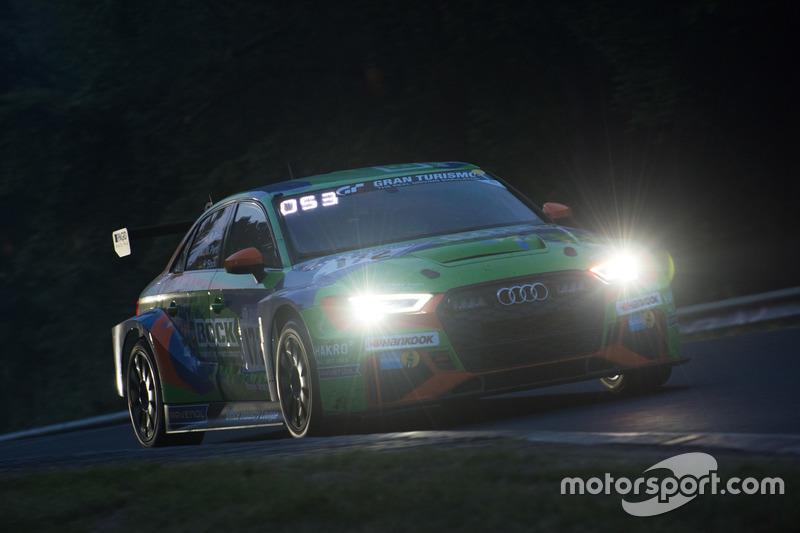 #173 Lubner Motorsport Opel Astra TCR: Thorsten Wolter, Rudolf Rhyn, Michael Brüggenkamp, Hannu Luostarinen