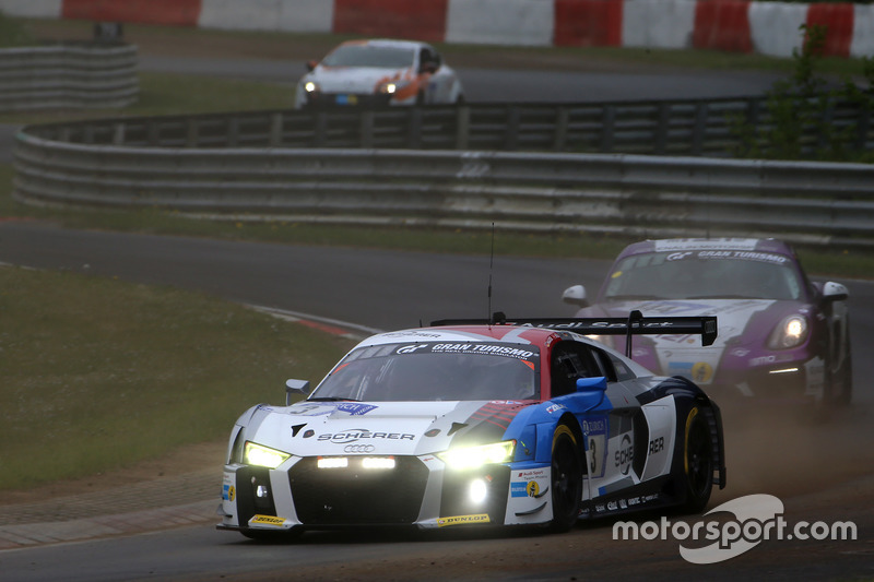 #3 Phoenix Racing (Audi R8 LMS)
