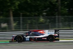 #32 United Autosports Ligier JSP217 - Gibson: William Owen, Hugo de Sadeleer, Wayne Boyd