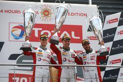 Podyum: Yarış galibi #34 Walkenhorst Motorsport BMW M6 GT3: Philipp Eng, Tom Blomqvist, Christian Krognes