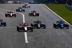 Luca Ghiotto, Campos Racing, Alexander Albon, DAMS, Artem Markelov, RUSSIAN TIME
