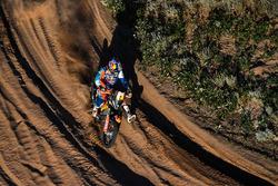 Маттиас Валькнер, Red Bull KTM Factory Team, KTM 450 Rally (№2)
