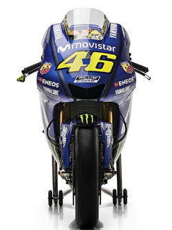 Bike of Valentino Rossi, Yamaha Factory Racing