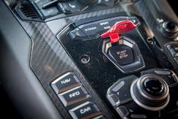 Lamborghini Aventador S, accensione