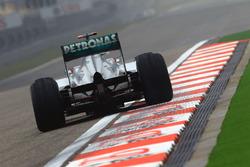 Михаэль Шумахер, Mercedes AMG F1 W03