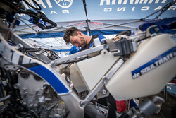 Yamaha Official Rally Team techneut