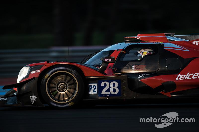 #28 IDEC Sport Racing, Ligier JSP217 - Gibson: Paul Lafargue, Paul Loup Chatin, Memo Rojas, Nicolas Minassian