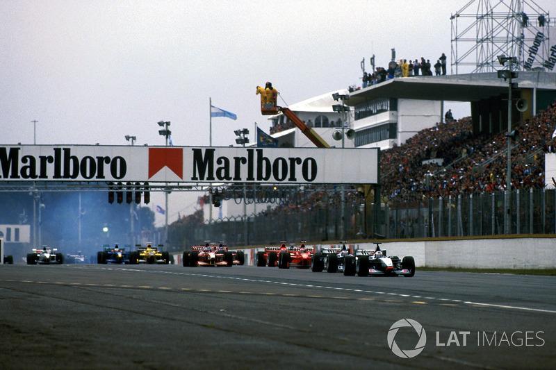 56 Autódromo Juan y Oscar Gálvez de Buenos Aires