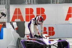 Accident pour Alex Lynn, DS Virgin Racing