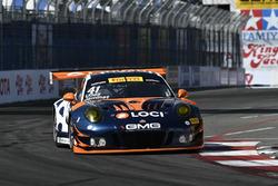 #41 GMG Racing Porsche 911 GT3 R: Alec Udell