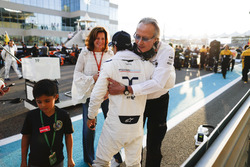 Felipe Massa, Williams, Mansour Ojjeh, PDG de TAG