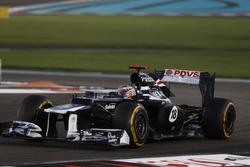Pastor Maldonado, Williams FW34