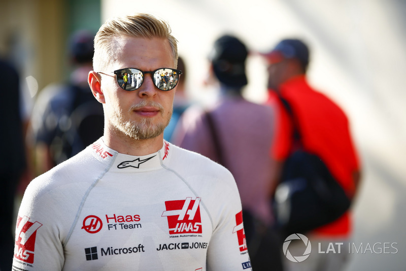 2017 - Kevin Magnussen, Haas F1