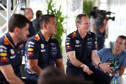Главный инженер Red Bull Racing Пол Монаган