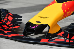 Red Bull Racing RB13 detalle de la nariz